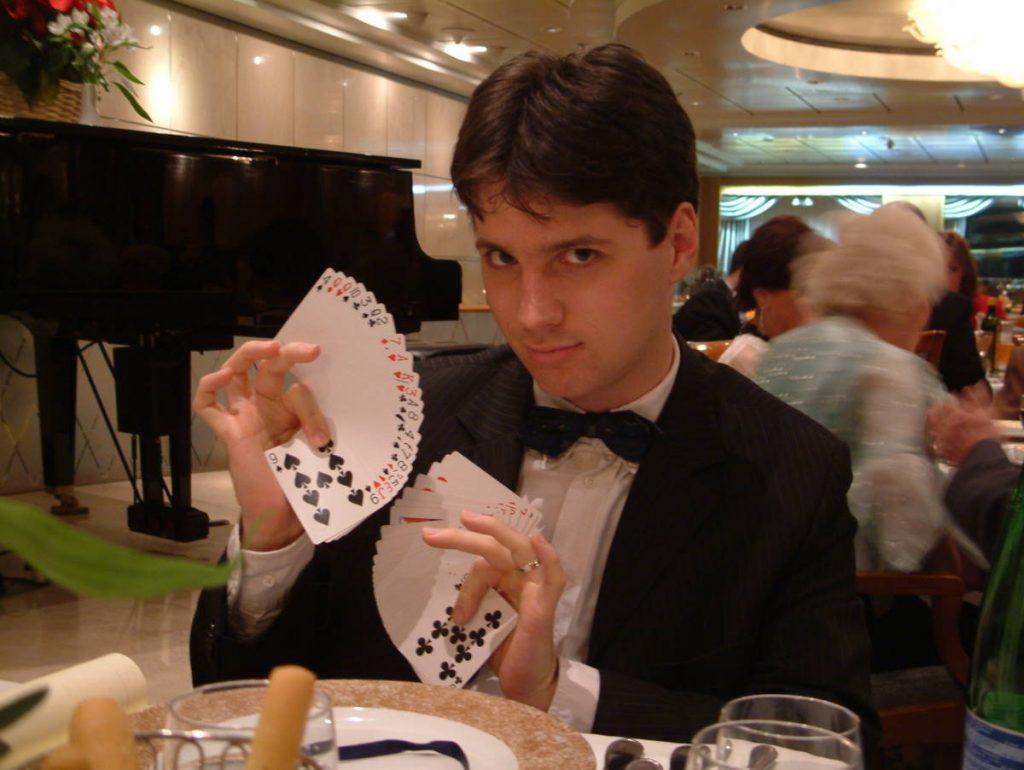 Magicien Limoges