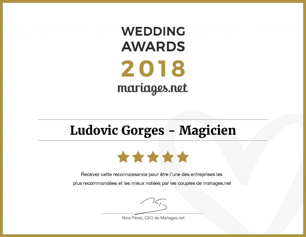 Magicien mariage Limoges poitiers angoulême